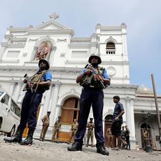 The big news: Nearly 300 people, including 5 Indians, killed in Sri Lanka, and 9 other top stories