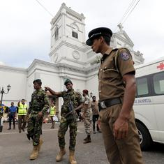 Sri Lanka blasts: Five Indians dead in serial explosions, toll rises to 290