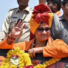 Election Commission orders FIR against BJP's Pragya Thakur for remark on Babri Masjid demolition