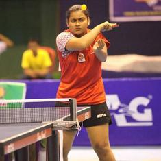 TT World C'ships: Suthirta stuns higher-ranked Sabine Winter; Manika, Sathiyan, Sharath progress