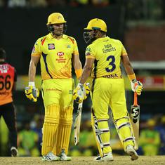 IPL 2019: Shane Watson finds form as his 53-ball 96 against SRH guides CSK back to top of table