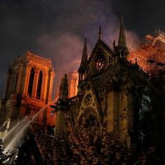 In defence of luxury: Criticism of the rich for giving vast sums to rebuild Notre Dame is misplaced