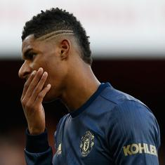 Things have been going backwards rather than forwards: Rashford on football's struggle with racism