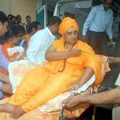 Poll panel orders Madhya Pradesh CEO to submit report on Pragya Singh's remark on Nathuram Godse
