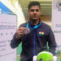 ISSF World Cup: From Delhi to Beijing, teen Divyansh Panwar walks the talk to maturity and medals