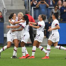 Fifa World Cup: How a legislation change paved the way for the USA team to dominate women's football