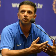 Lucky to have bowlers who can take wickets in middle overs: Dravid on India's World Cup chances