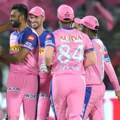 IPL 2019: Rajasthan Royals beat Sunrisers Hyderabad by 7 wickets to keep playoff hopes alive