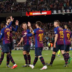 Messi, Valverde's new style, strong supporting cast: How Barcelona adapted to dominate La Liga