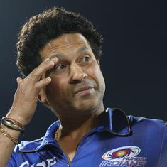 BCCI's Ethics Officer dismisses IPL conflict of interest charge against Sachin Tendulkar