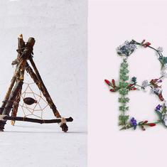 Ten Indian designers who are reimagining the English alphabet for an Instagram challenge