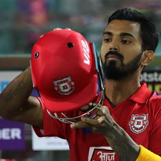 Knew I could make up for it: KL Rahul defends his slow start in KXIP's defeat to SRH