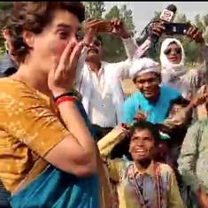 Fact check: Video in which kids abuse Modi as Priyanka Gandhi looks on has been maliciously clipped