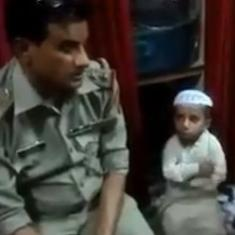 Watch: This man from Uttar Pradesh asked for police help to find a bride. They obliged
