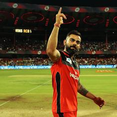 Happy with how we turned things around: Kohli focuses on positives after RCB end IPL 2019 campaign