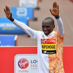 Eliud Kipchoge to make new attempt for running marathon under two hours in October