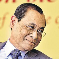 CJI Ranjan Gogoi's security flimsy, anyone can walk up to him and take a selfie, say police