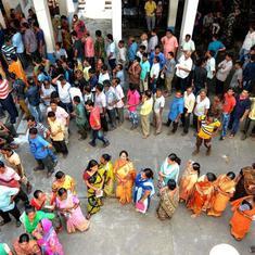 लोक सभा चुनाव के पांचवें चरण में 63.3 फ़ीसदी मतदान