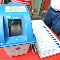 Voting machines, VVPATs found at hotel in Muzaffarpur during polling; notice issued to officer