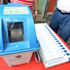 Election Commission calls Opposition claims of EVM movement, problems at strong rooms 'baseless'