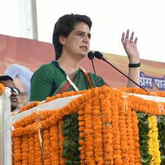 Priyanka Gandhi likens Modi government to Duryodhana, says India has never forgiven arrogance