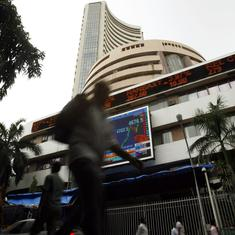 Sensex crashes over 1,400 points, rupee closes at six-month low amid fears of coronavirus spread