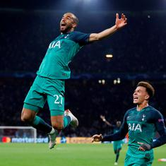 Champions League: From PSG reject to Spurs' superhero, Lucas Moura turns it around in style