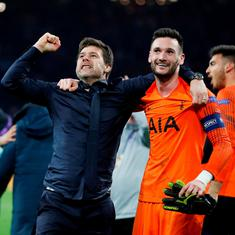 Data check: The numbers behind Spurs' jaw-dropping Champions League comeback against Ajax