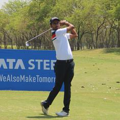 PGTI Players Championship: Yashas Chandra storms into third round lead with day's best score of 65