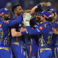 Watch: Mumbai Indians continue dominant streak with 57-run win over Rajasthan Royals in IPL 2020