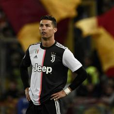 Serie A: Juventus ditch century-old stripes as new home kit unveiled for next season