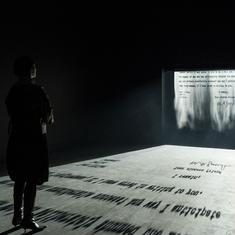 By celebrating Gandhi, Indian art in Venice shows the way to those debating Godse's 'patriotism'