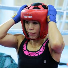 Can't understand the rule: Mary Kom says boxers should be allowed to protest despite split verdict