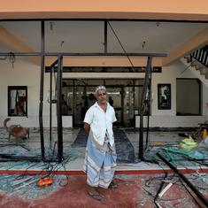 Sri Lankan minister accuses opponents of orchestrating attacks on Muslims after serial blasts