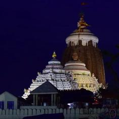Odisha: Power supply restored at Jagannath temple 12 days after Cyclone Fani