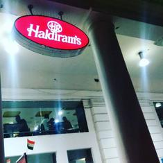Nagpur: Haldiram's outlet shut after customer allegedly finds dead lizard in vada sambar