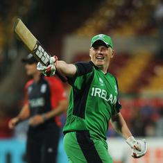World Cup moments: When pink-haired Kevin O'Brien painted Bangalore green as Ireland stunned England