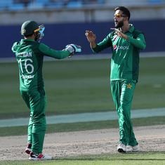 We're going to put up a good fight again: Imad Wasim confident of Pakistan's success against England