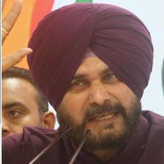 'Perhaps Navjot Sidhu wants to be CM,' says Amarinder Singh amid reports of rift in Punjab Congress