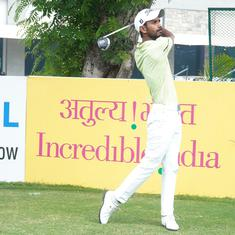 PGTI Players Championship golf: Rashid Khan bags title after gallant show on final day