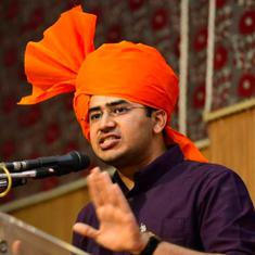 BJP MP Tejasvi Surya's old tweet on Arab women sparks backlash, Indian envoy appeals for restraint