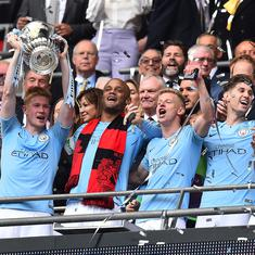 'England's best ever', 'New order', 'Ruthless': English media hail treble-winners Manchester City