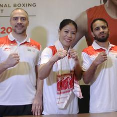 Boxing: Medallists at upcoming World Championships to get direct berths in first Olympic qualifier