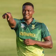 'We owe them one': South Africa's Lungi Ngidi eyes revenge against India in World Cup opener