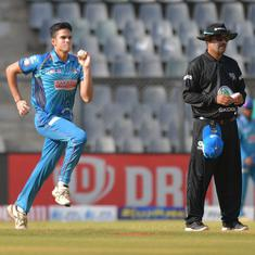 Arjun Tendulkar included in Mumbai's 22-member squad for Syed Mushtaq Ali Trophy
