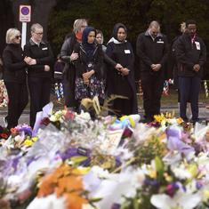 न्यूज़ीलैंड : क्राइस्टचर्च की मस्जिद में हमला करने वाले के ख़िलाफ़ आतंकवाद का आरोप