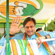 Letter to Sonia Gandhi: Kerala Congress chief steps in after state legislator attacks Shashi Tharoor