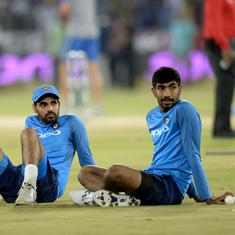 World Cup: Bowling coach Bharat Arun praises Bumrah, Bhuvneshwar after India's win against Australia