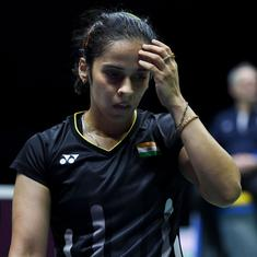 Badminton: Saina Nehwal, HS Prannoy test positive for Covid-19 at Thailand Open