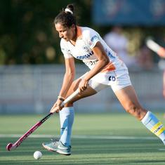 Hockey: Indian women's team clinch series against South Korea with narrow win in second game